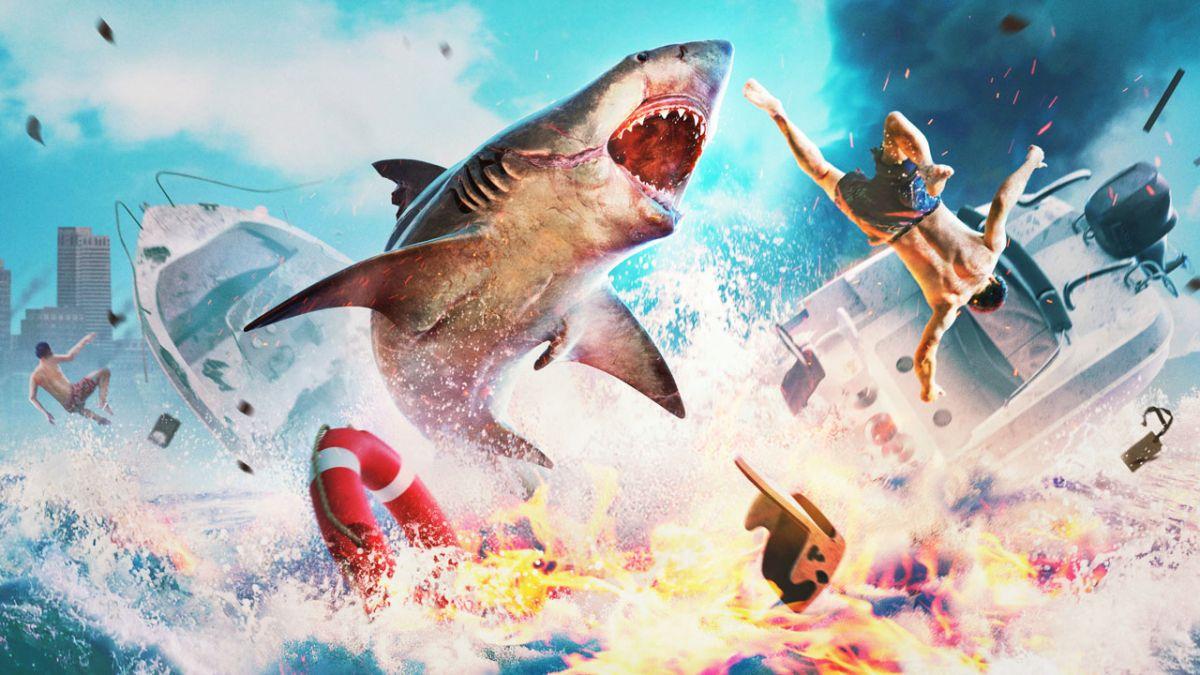 Preview Maneater : On A Joué Au Rpg Qui Nous Fait Incarner intérieur Tous Les Jeux De Requin