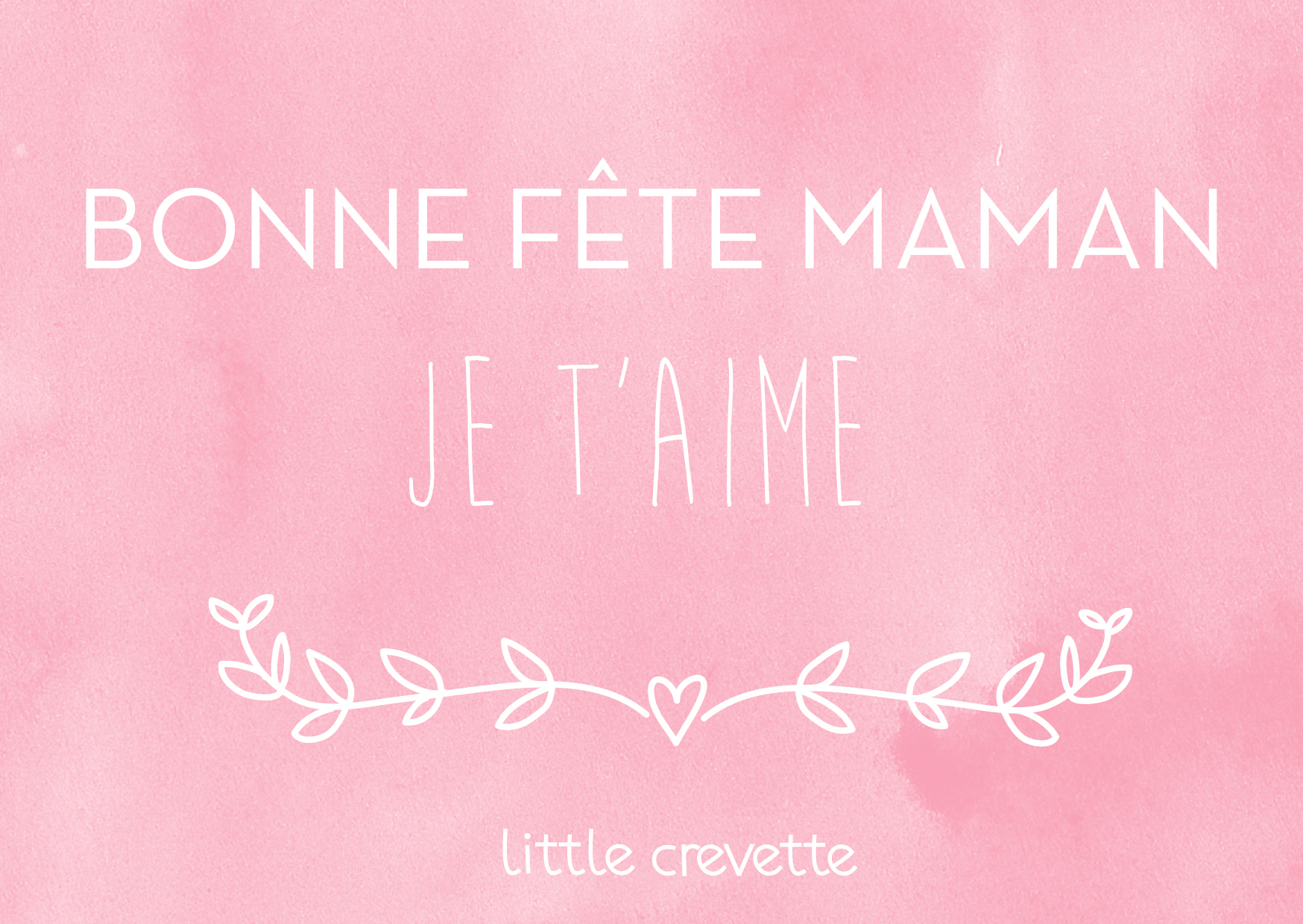 Printable | Les Cartes De Fête Des Mères À Imprimer avec Carte Bonne Fete Maman A Imprimer