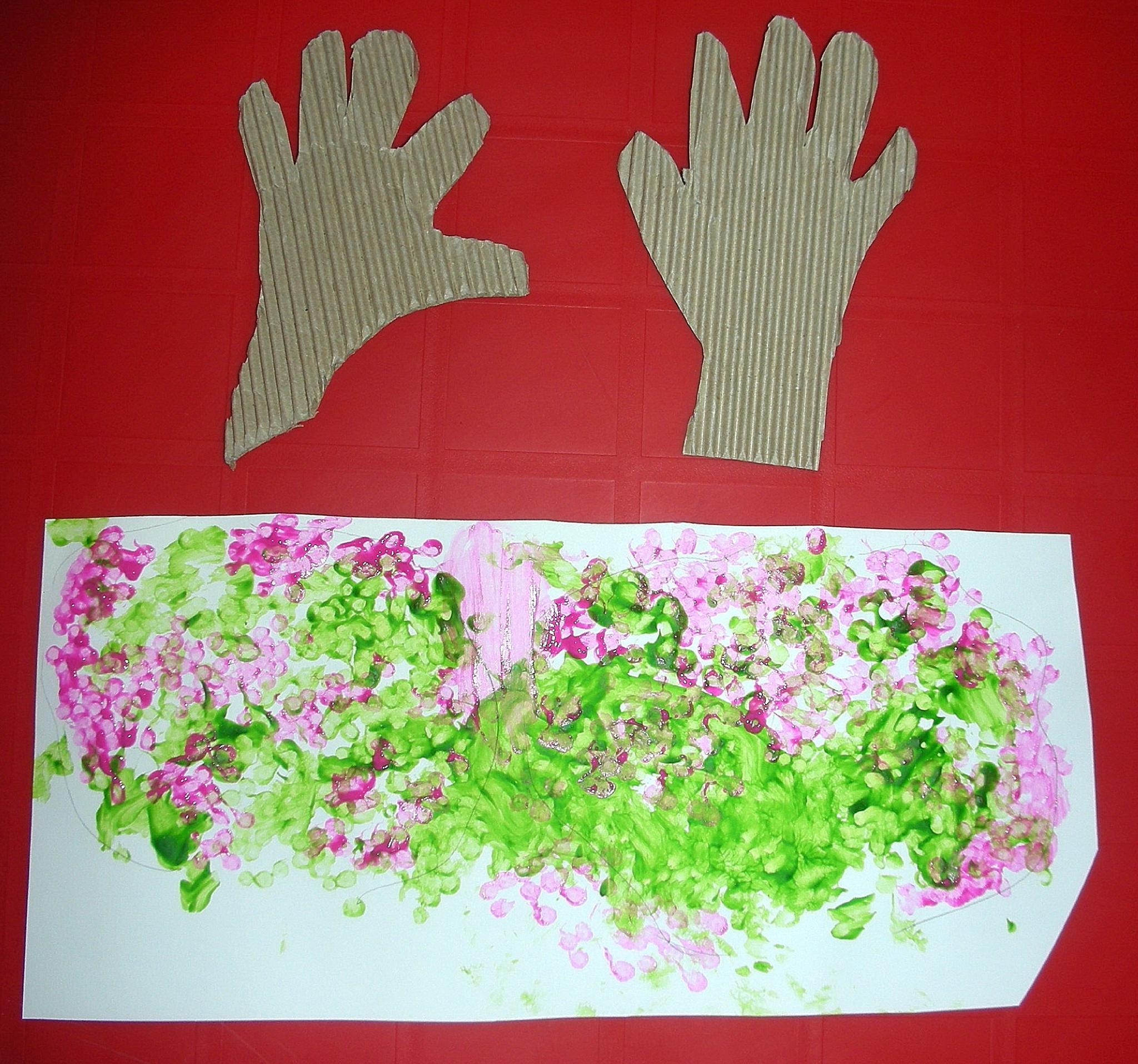 Printemps À La Ferme - Tableau Tactile À Fabriquer Avec Les pour Activité Manuelle Sur La Ferme
