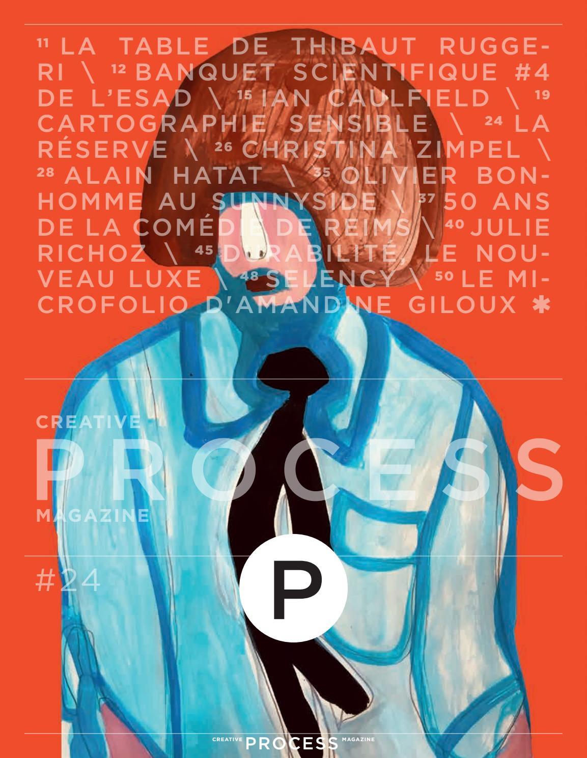 Process #24 By Creative Process Magazine - Issuu pour Homme De Gout Mots Croises