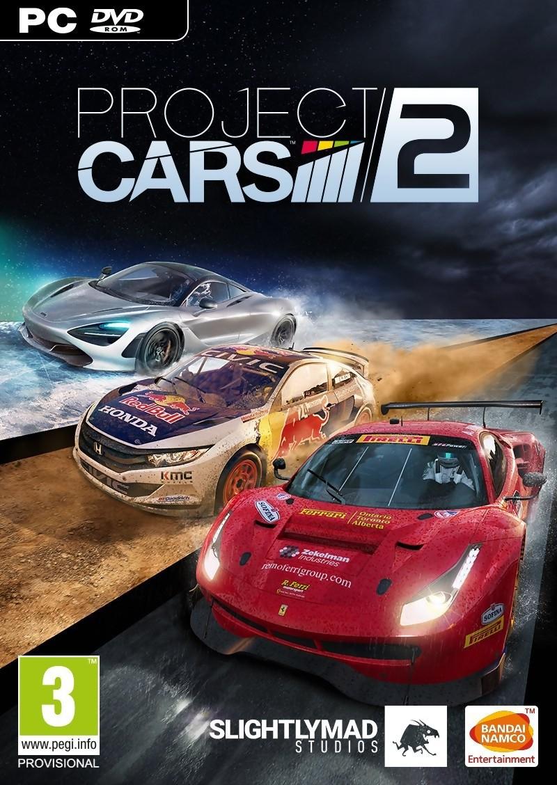 Project Cars 2 : Une Vidéo Avec Plein De Citations De La Presse intérieur Plein De Jeux De Voiture