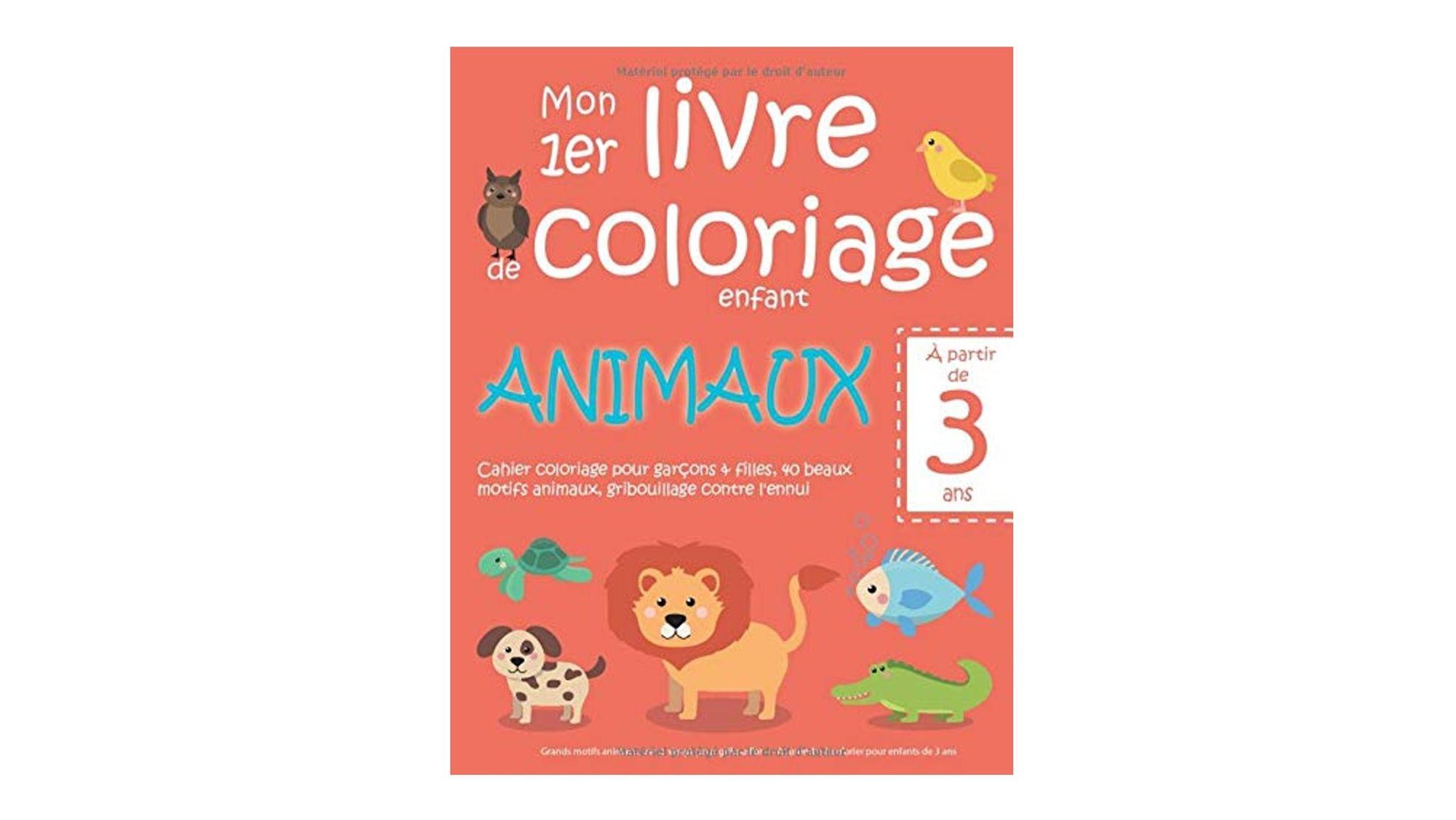 Promotions Sur Les Cahiers D'écriture Et De Coloriage Sur Amazon serapportantà Cahier De Coloriage Enfant