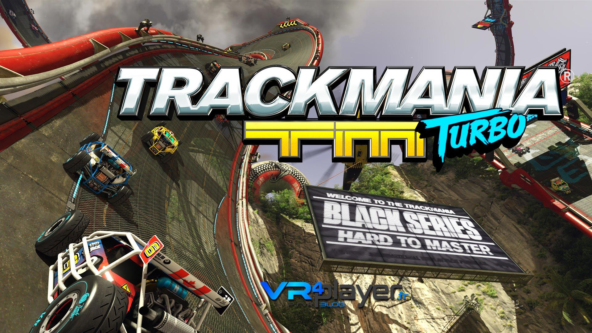 Ps4, Playstation Vr : Trackmania Turbo Offert En Avril destiné Jeux De Course Online
