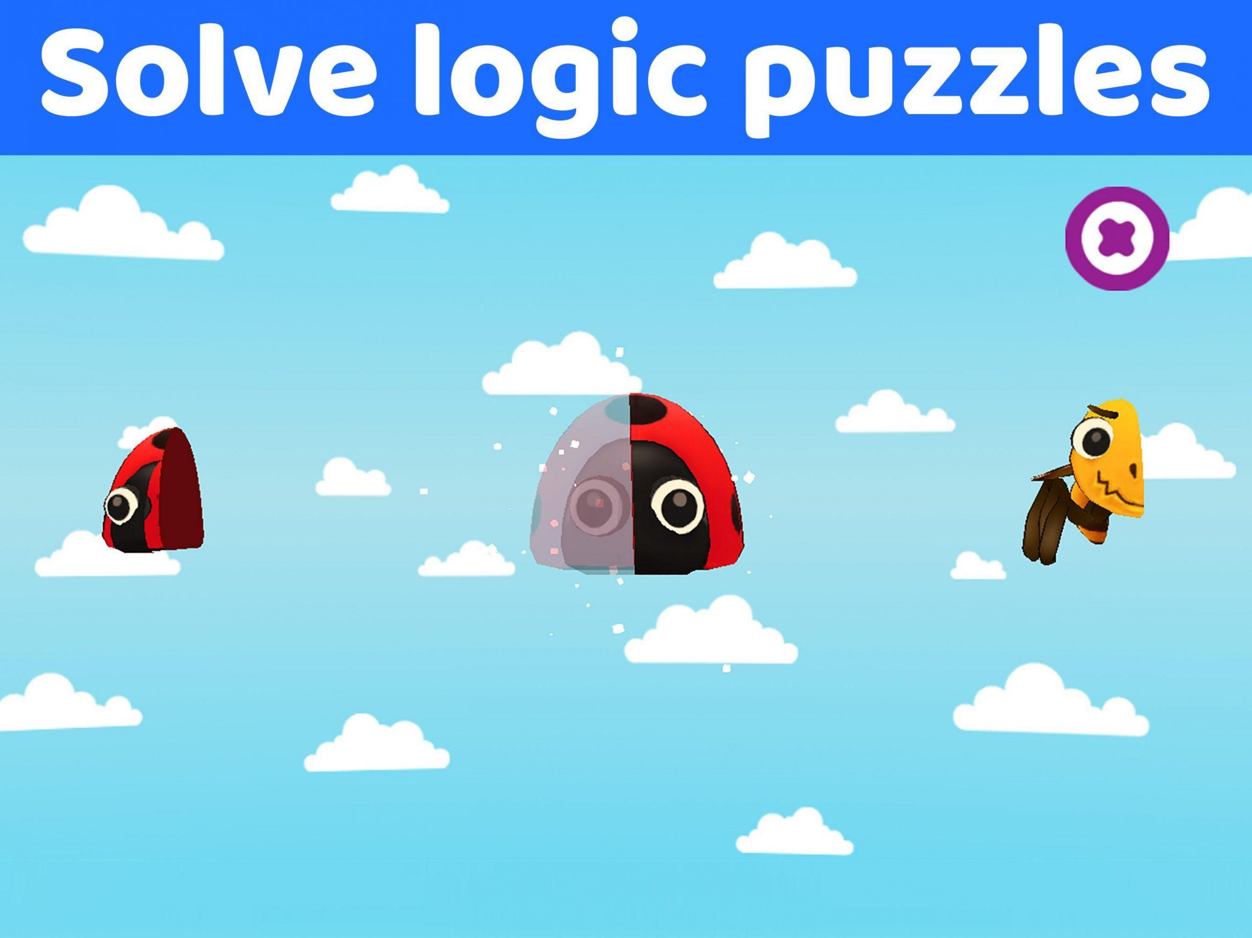 Puzzle Animaux Pour Enfant. Alphabet Jeux Fille Pour Android pour Jeux Animaux Pour Fille