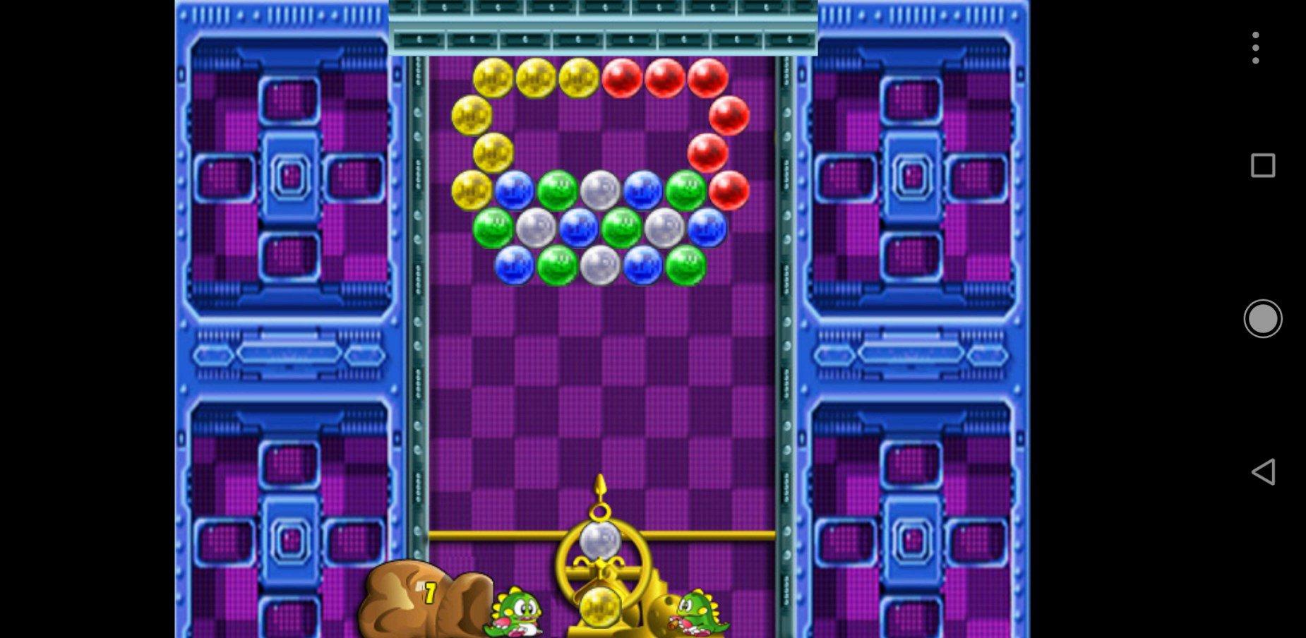 Puzzle Bobble 1.3 - Télécharger Pour Android Apk Gratuitement pour Jeux Gratuits De Bulles