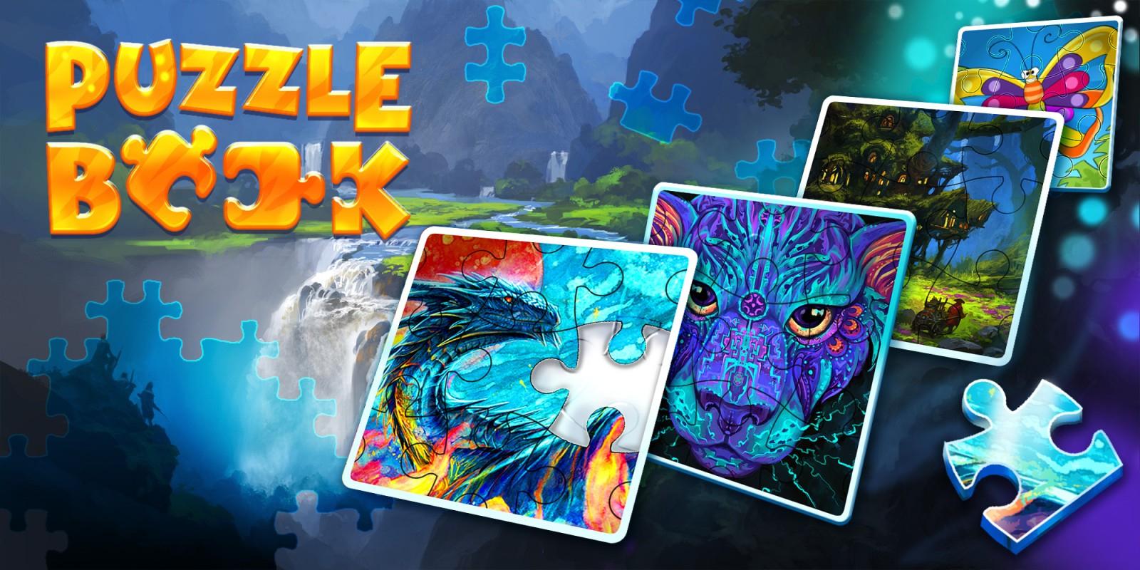 Puzzle Book | Jeux À Télécharger Sur Nintendo Switch | Jeux serapportantà Puzzles Adultes Gratuits