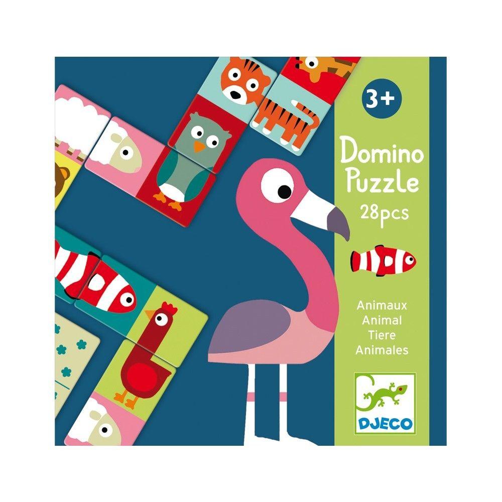 Puzzle Domino | Loisirs Enfants, Puzzle Animaux Et Animaux dedans Puzzle Fille 3 Ans