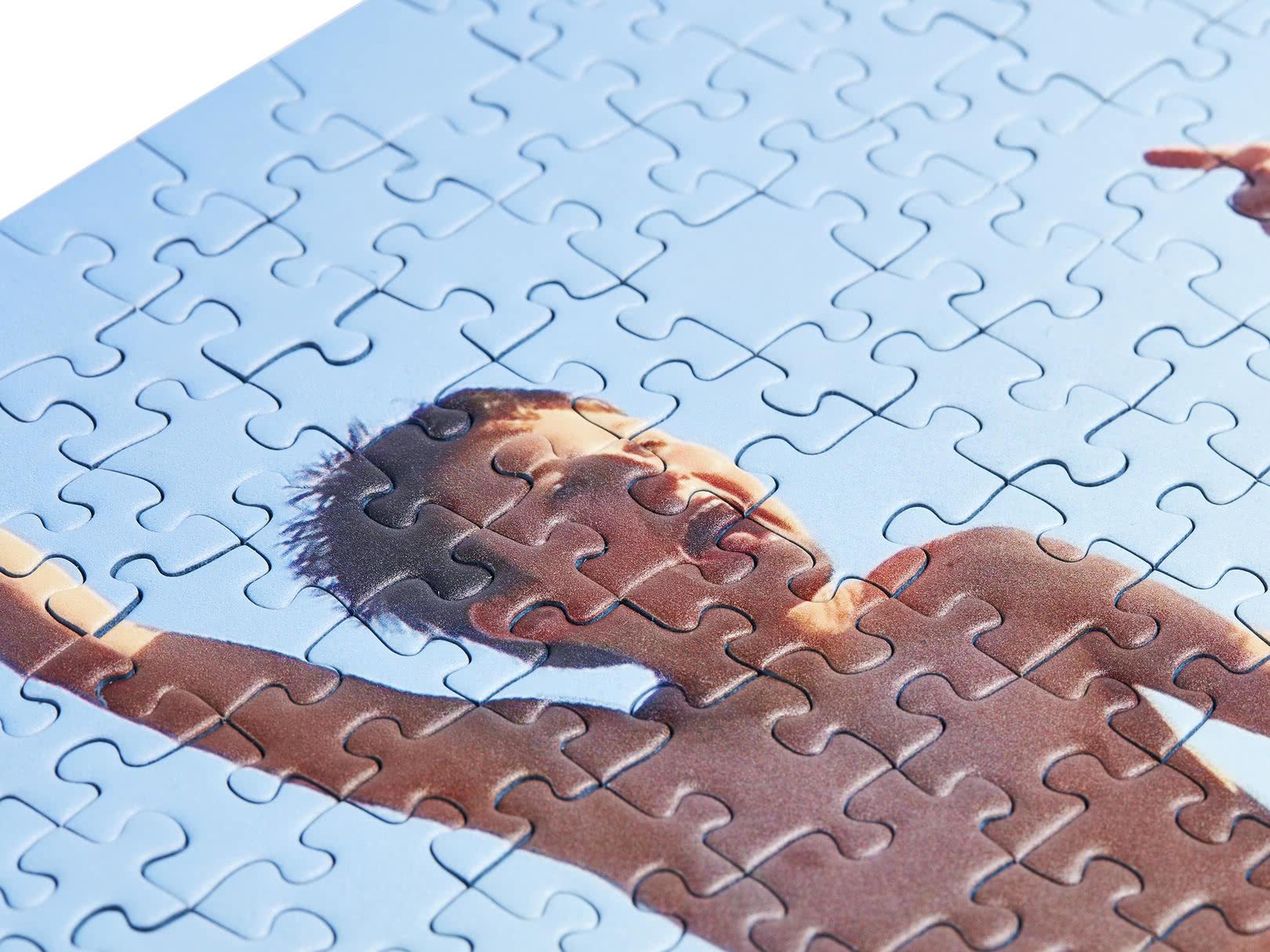 Puzzle Ravensburger   Votre Puzzle Personnalisé   Photobox concernant Puzzle À Partir De Photo