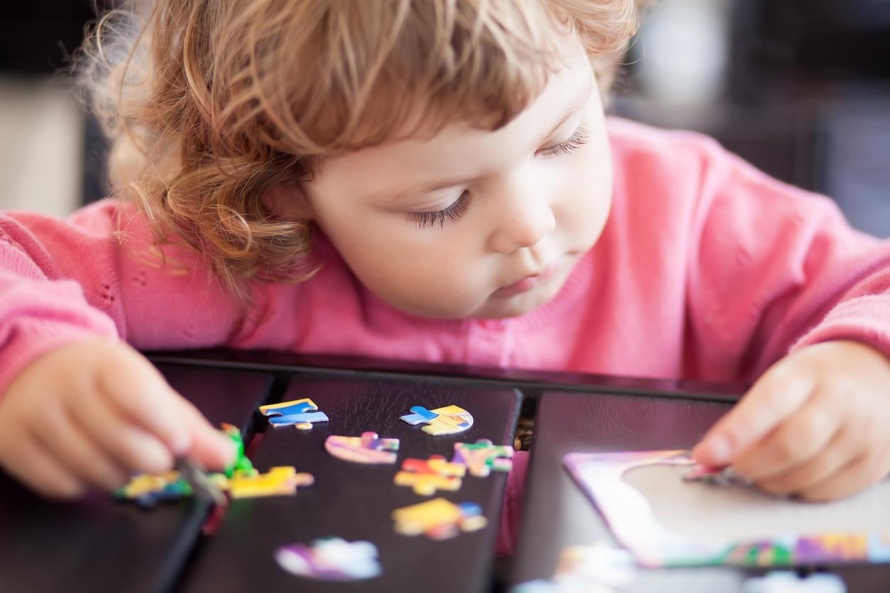 Puzzles : Comment Les Choisir Pour Les Tout-Petits intérieur Puzzle Fille 3 Ans