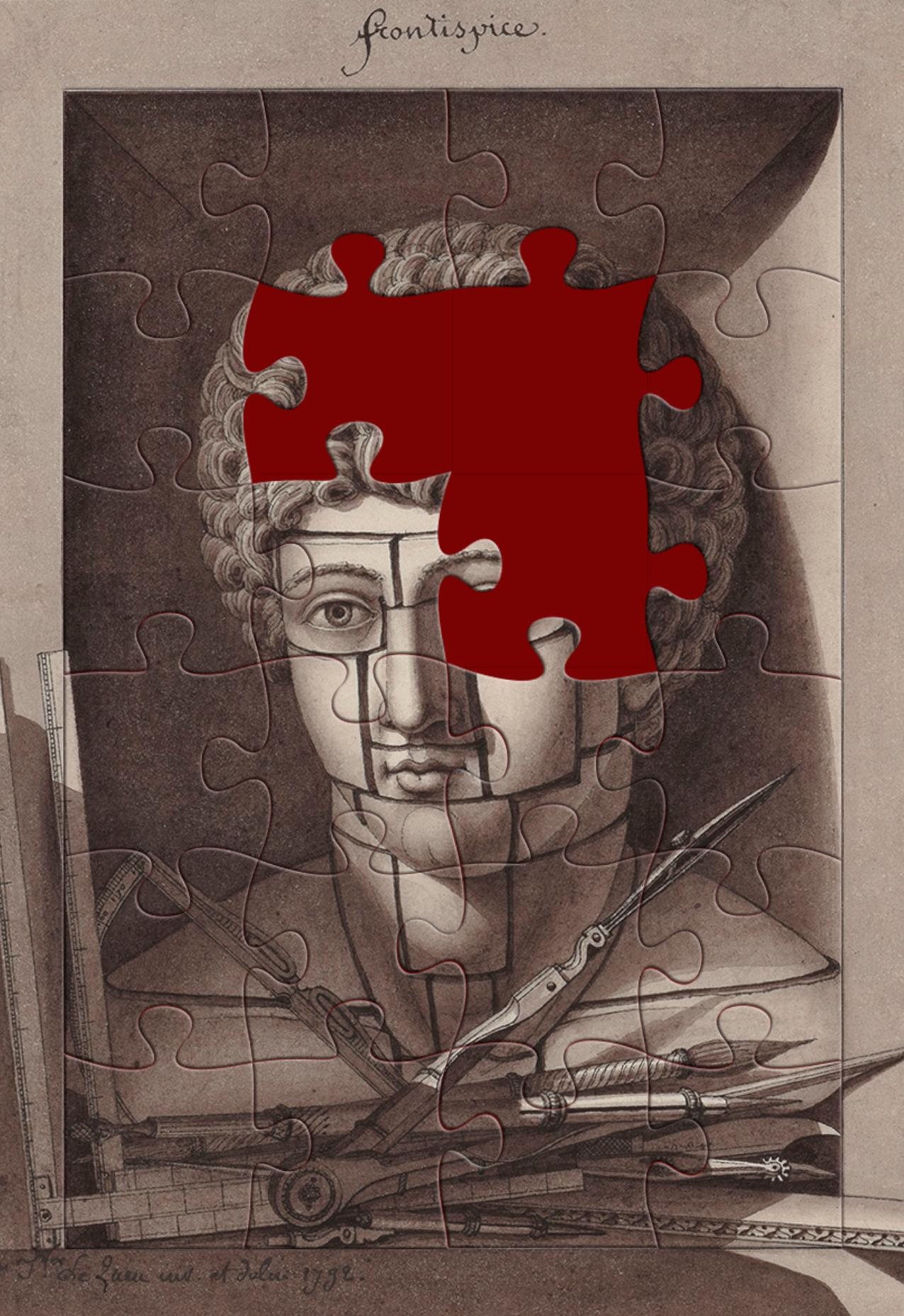 Puzzles En Ligne Adulte Gratuit – Dessins Jean Jacques Lequeu dedans Puzzles Adultes Gratuits