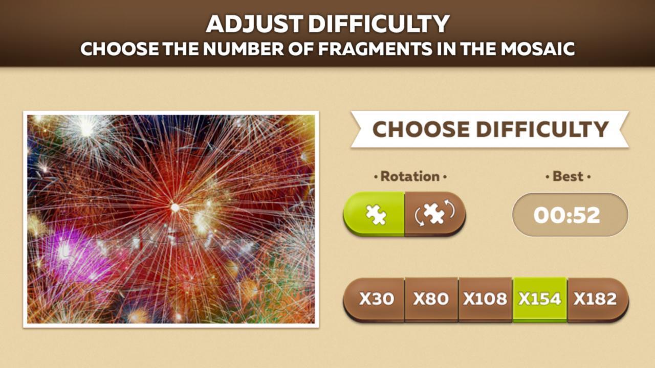 Puzzles Gratuits Pour Adultes Et Enfants Pour Android intérieur Puzzles Adultes Gratuits