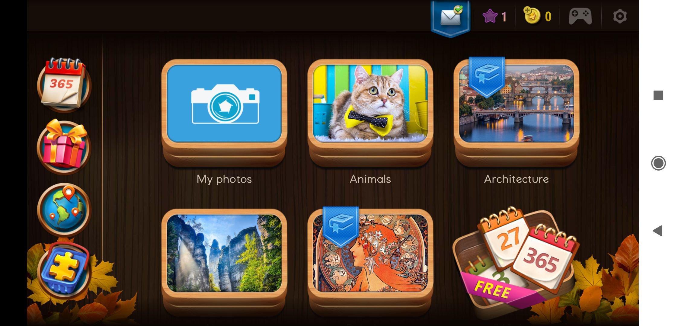 Puzzles Magiques 5.14.3 - Télécharger Pour Android Apk intérieur Puzzles Gratuits Pour Tous