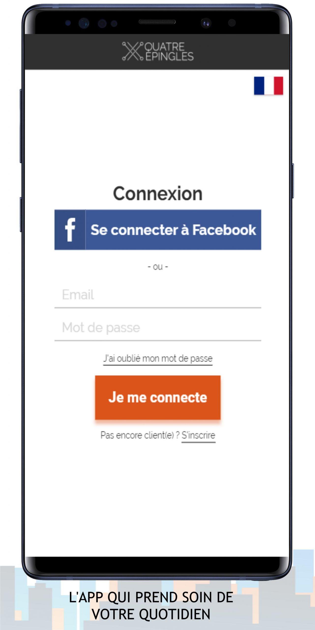 Quatre Epingles For Android - Apk Download tout Quatres Image Un Mot