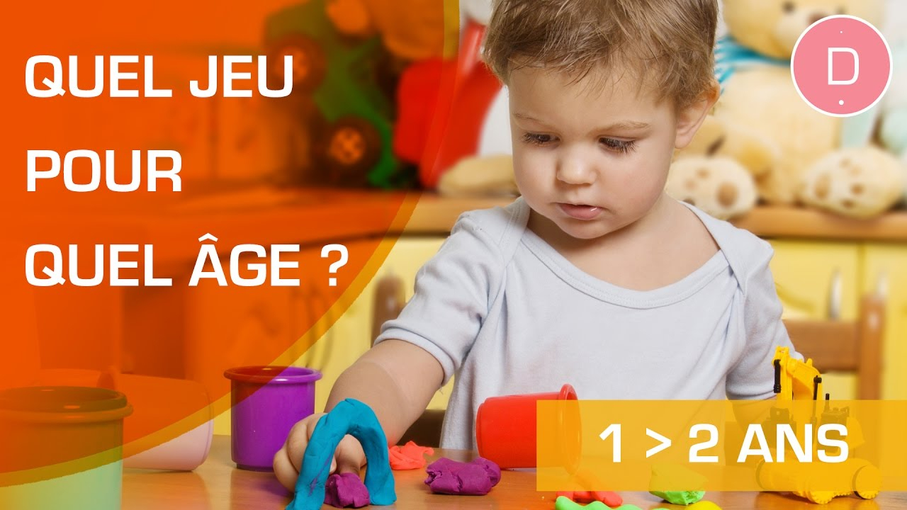 Quels Jeux Pour Un Enfant De 1 À 2 Ans ? Quel Jeu Pour Quel Âge ? intérieur Jeux Pour Garçon Et Fille