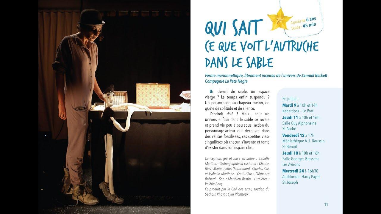 """""""qui Sait Ce Que Voit L'Autruche Dans Le Sable"""" (Sgb 2019) pour Male De L Autruche"""