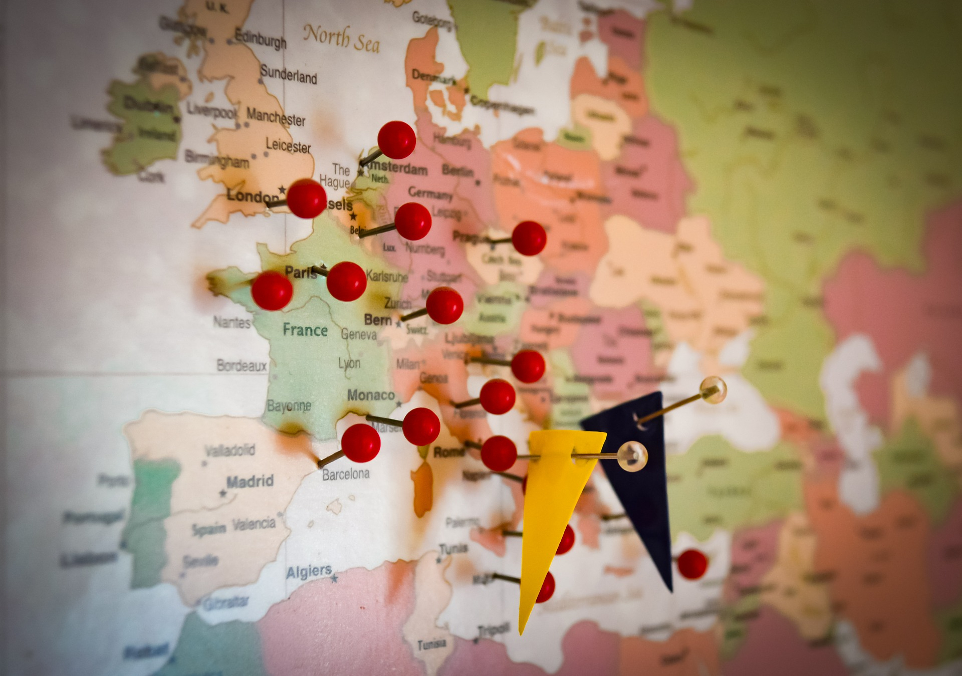 Quiz. Êtes-Vous Calé En Géographie De L'union Européenne ? intérieur Quiz Sur Les Capitales De L Union Européenne
