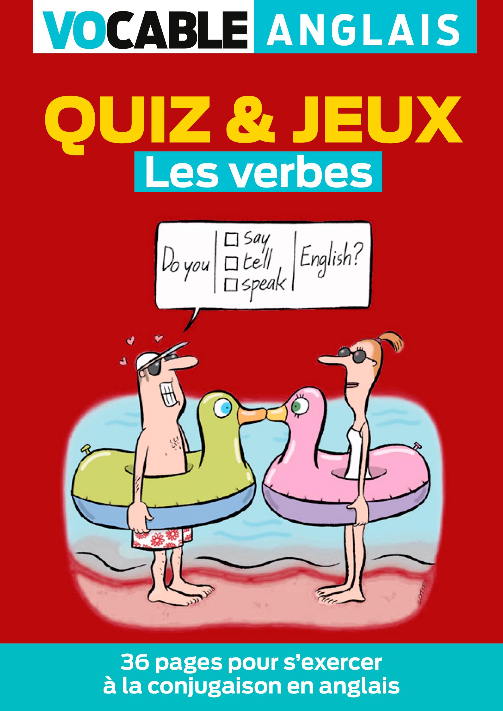 Quiz & Jeux Anglais - Les Verbes tout Verbe Jeux