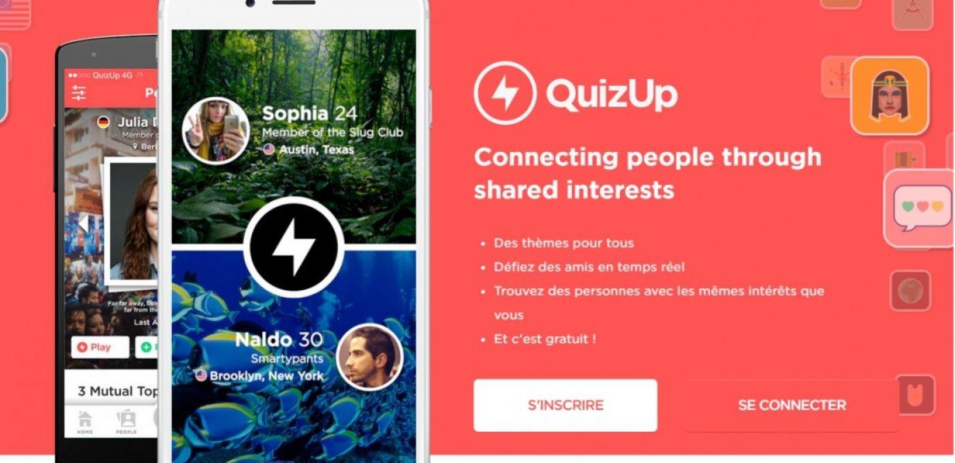 Quizup, Le Jeu De Questions-Réponses Qui Veut Concurrencer serapportantà Question Reponse Jeu Gratuit