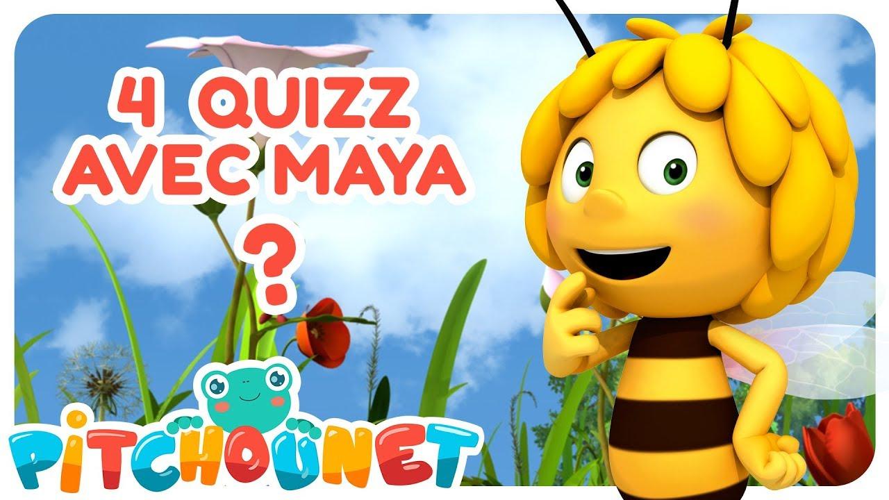 Quizz Des Animaux - 02 | Dessin Animé Pour Enfant | Pitchounet tout Quizz Enfant