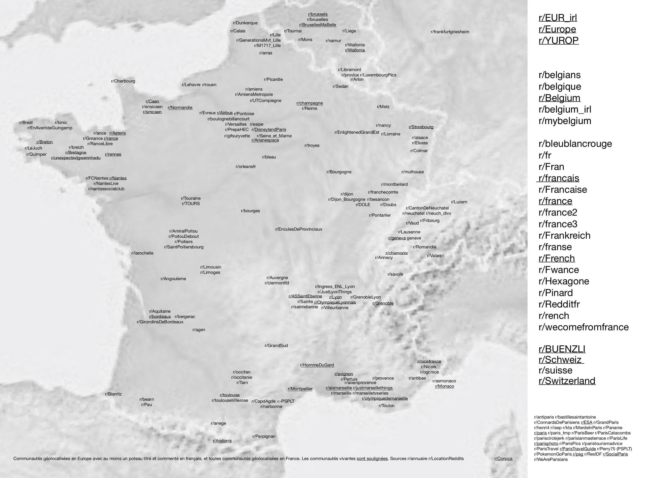 R/lejuch Est Sur La Carte De France : Lejuch dedans Image De La Carte De France