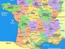 Recana Masana: France Maps intérieur Map De France Regions