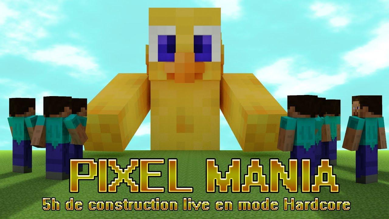 [Rediff.]Pixel Mania 23.12.13 - Fabrique À Jouet encequiconcerne Pixel Jouet