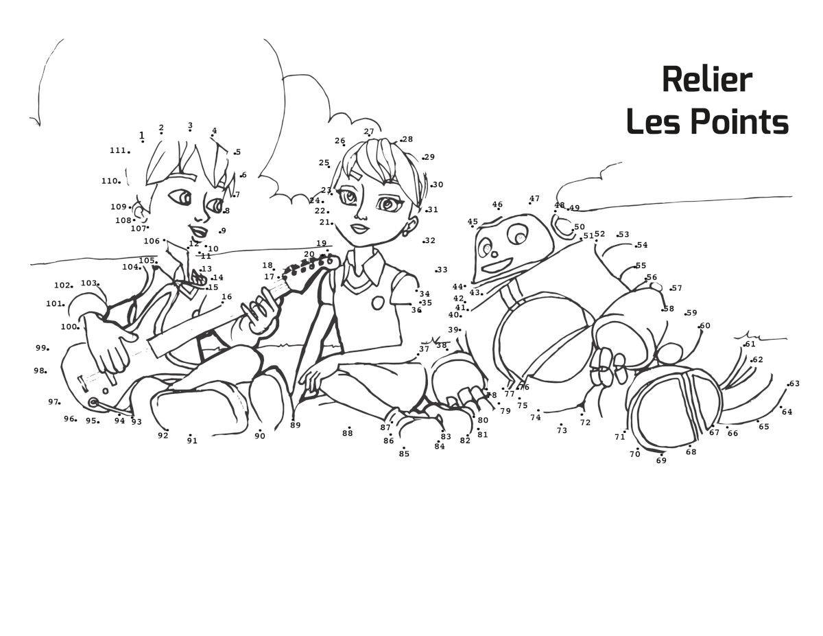 Relier Les Points | Jeux A Imprimer, Points À Relier, Jeux serapportantà Jeu Relier Les Points En Ligne