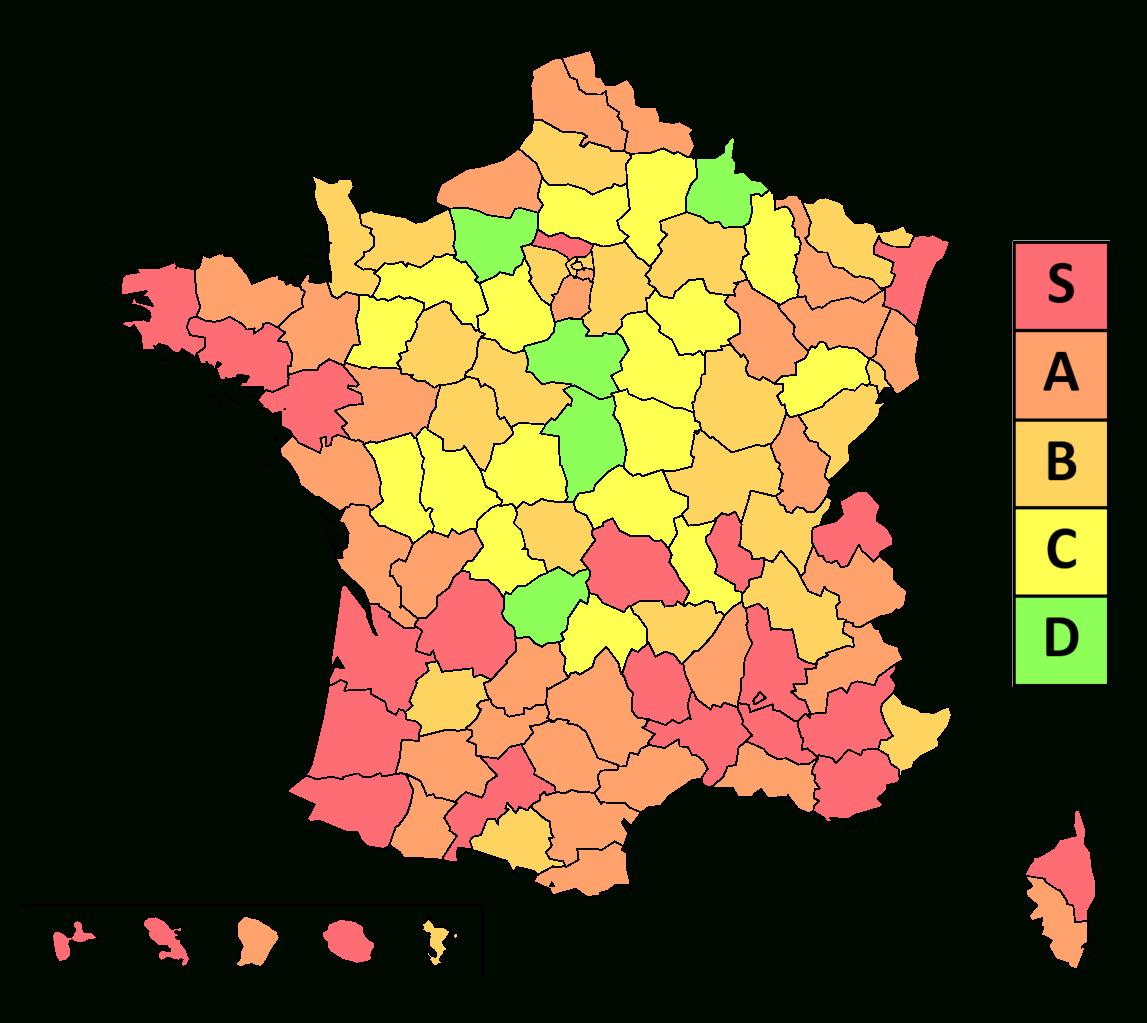 """Rémi J. Sur Twitter : """"la Tier List Des Départements à Listes Des Départements Français"""