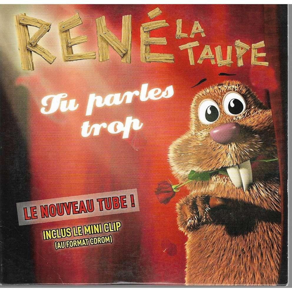 René La Taupe Tu Parles Trop concernant La Taupe Chanson