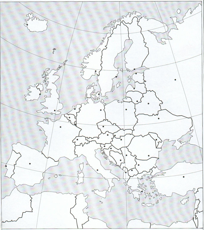 Reperes - Histoire Geographie Citoyennete avec Carte Fleuve Europe Vierge