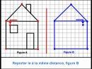 Reproduction D'une Figure Selon Un Axe De Symétrie avec Symétrie Ce1 Exercices