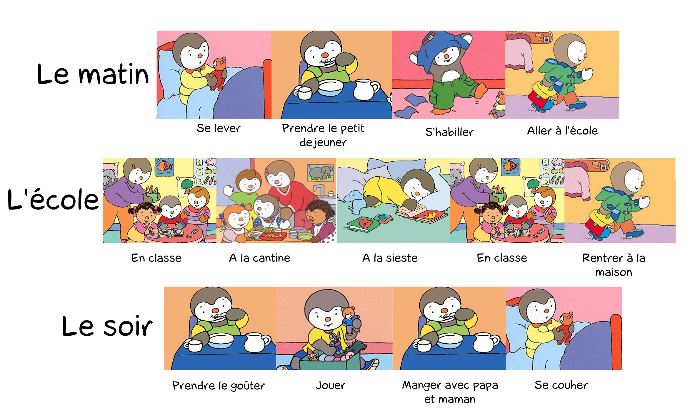 """Résultat De Recherche D'images Pour """"imagier Routine"""" (Avec pour Imagier Ecole"""