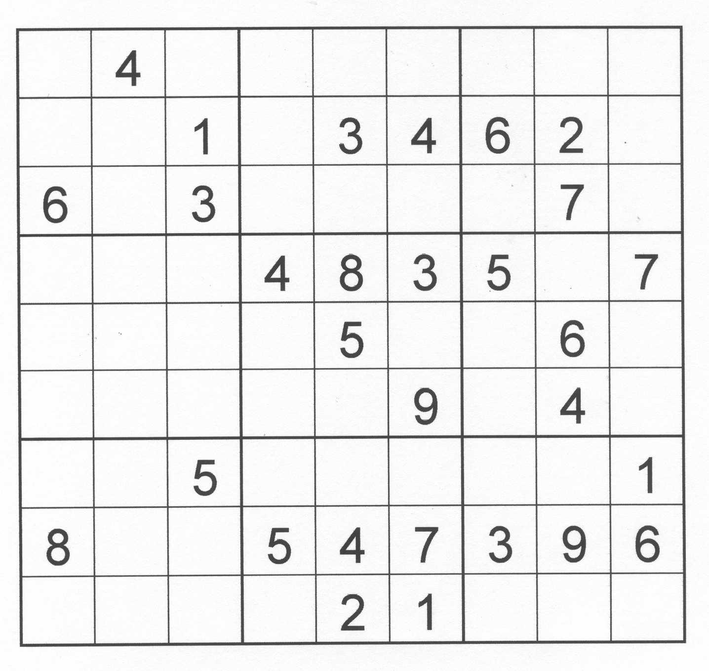 Résultats Sportifs & Jeux Culturels concernant Jeux Sudoku À Imprimer