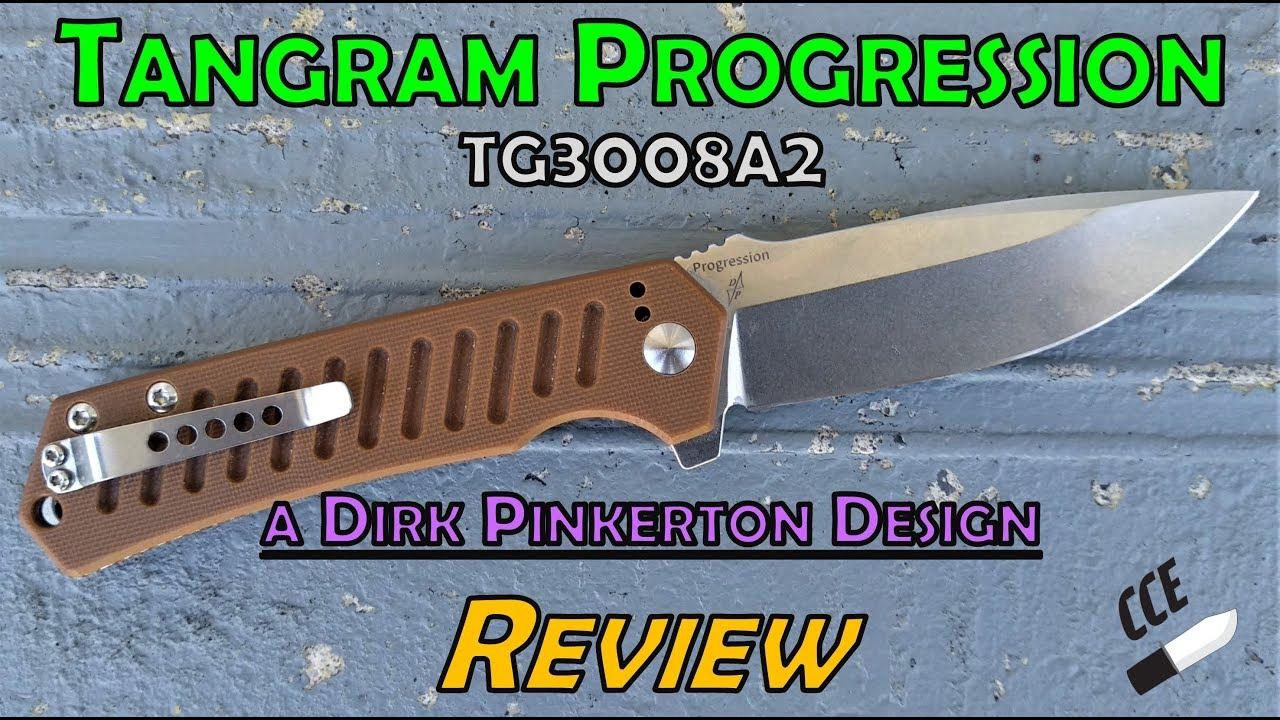 Review Of The Tangram Progession Model Tg3008A2 - A Dirk Pinkerton Design encequiconcerne Progression Tangram