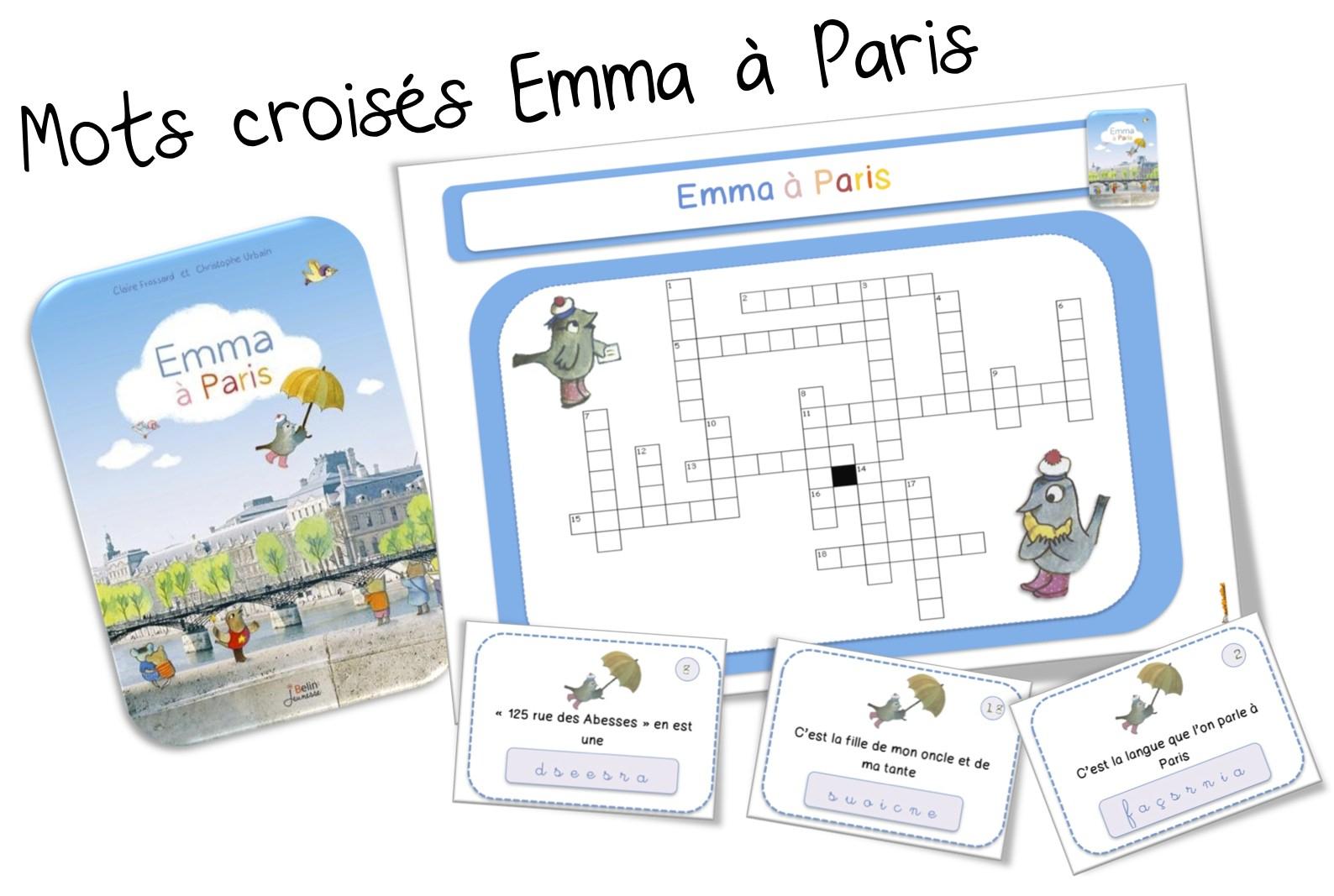 Rituels Mots Croisés | Bout De Gomme avec Jeux Mots Croisés En Français