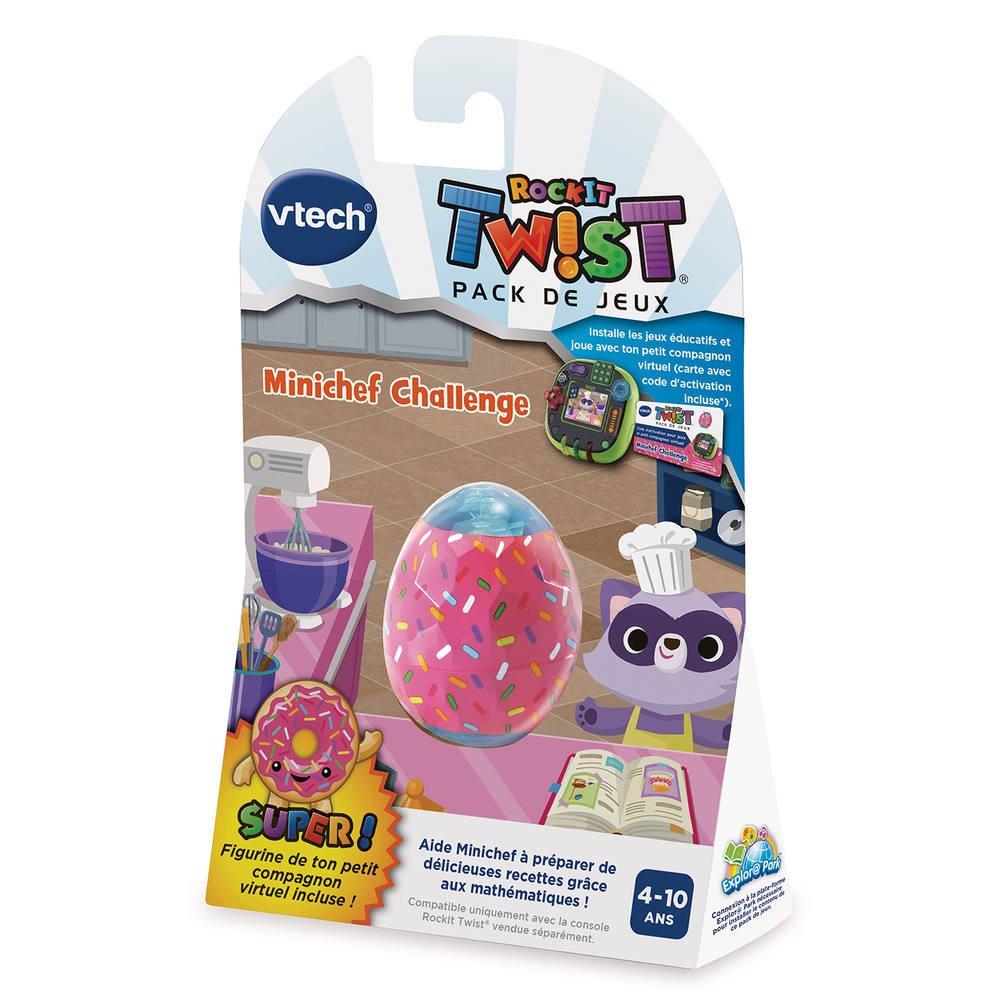 Rockit Twist - Jeu Minichef Challenge intérieur Jeux De Bébé Virtuel