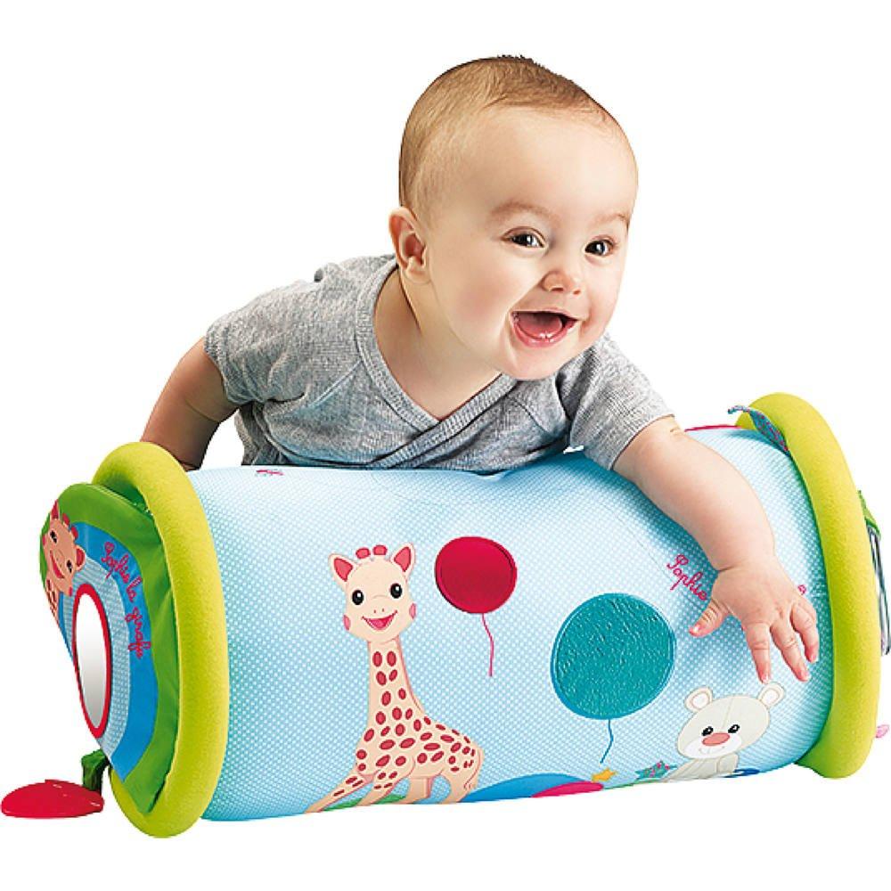 Rollin' - Rouleau D'eveil | Jouets 1Er Age | Jouéclub concernant Bebe 6 Mois Eveil