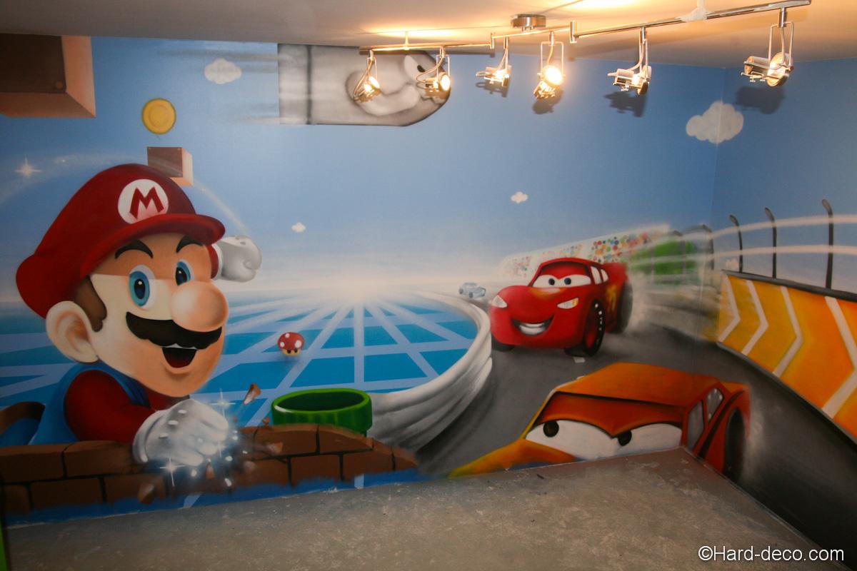 Salle De Jeux Garçon & Fille | Hard Deco avec Jeux Pour Garçon Et Fille