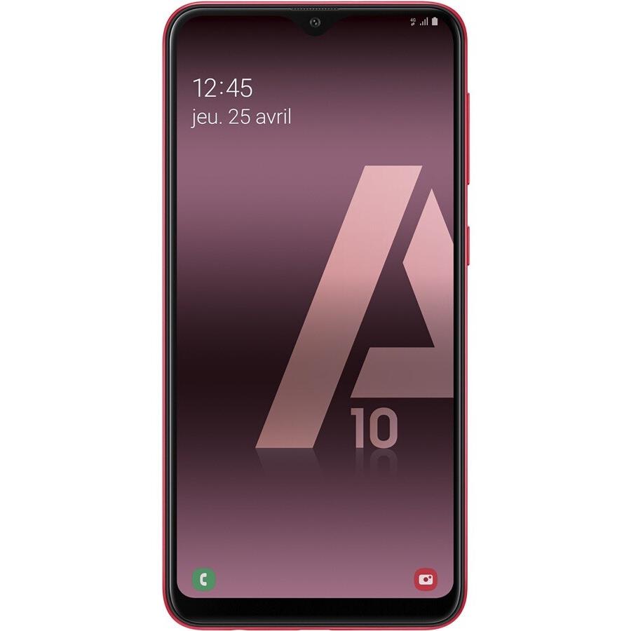 Samsung Galaxy A10 32Go Rouge encequiconcerne A10 Jeux Gratuit
