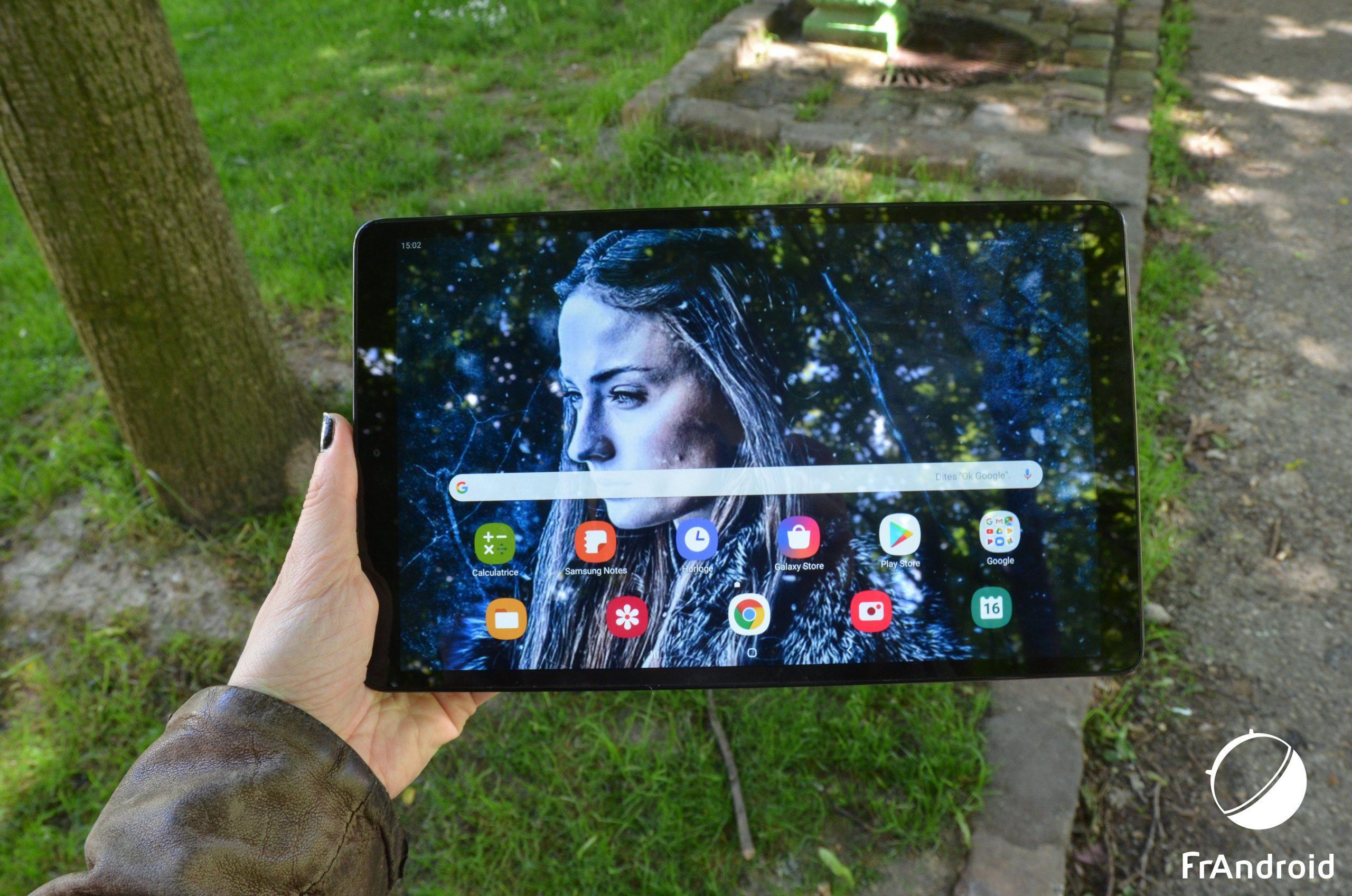 Samsung Galaxy Tab A à Tablette Jeux 4 Ans