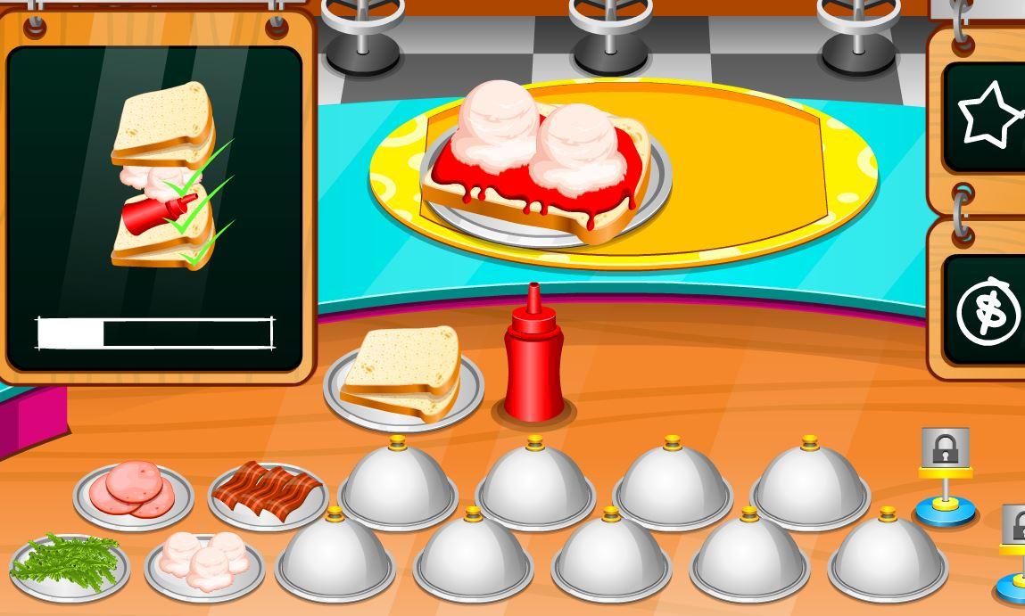 Sandwich Et Vite ! Sur Jeux Fille Gratuit intérieur Jeux Les Filles Gratuits
