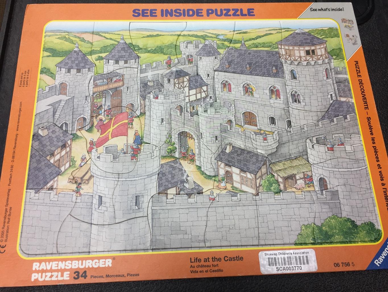 Sca003770 Castle Puzzle 2 | Shuswap Children's Association intérieur Puzzle À Partir De Photo