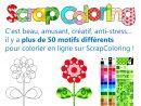 Scrapcoloring - Coloriage En Ligne Et Coloriages À Imprimer avec Dessin De Noel En Couleur A Imprimer