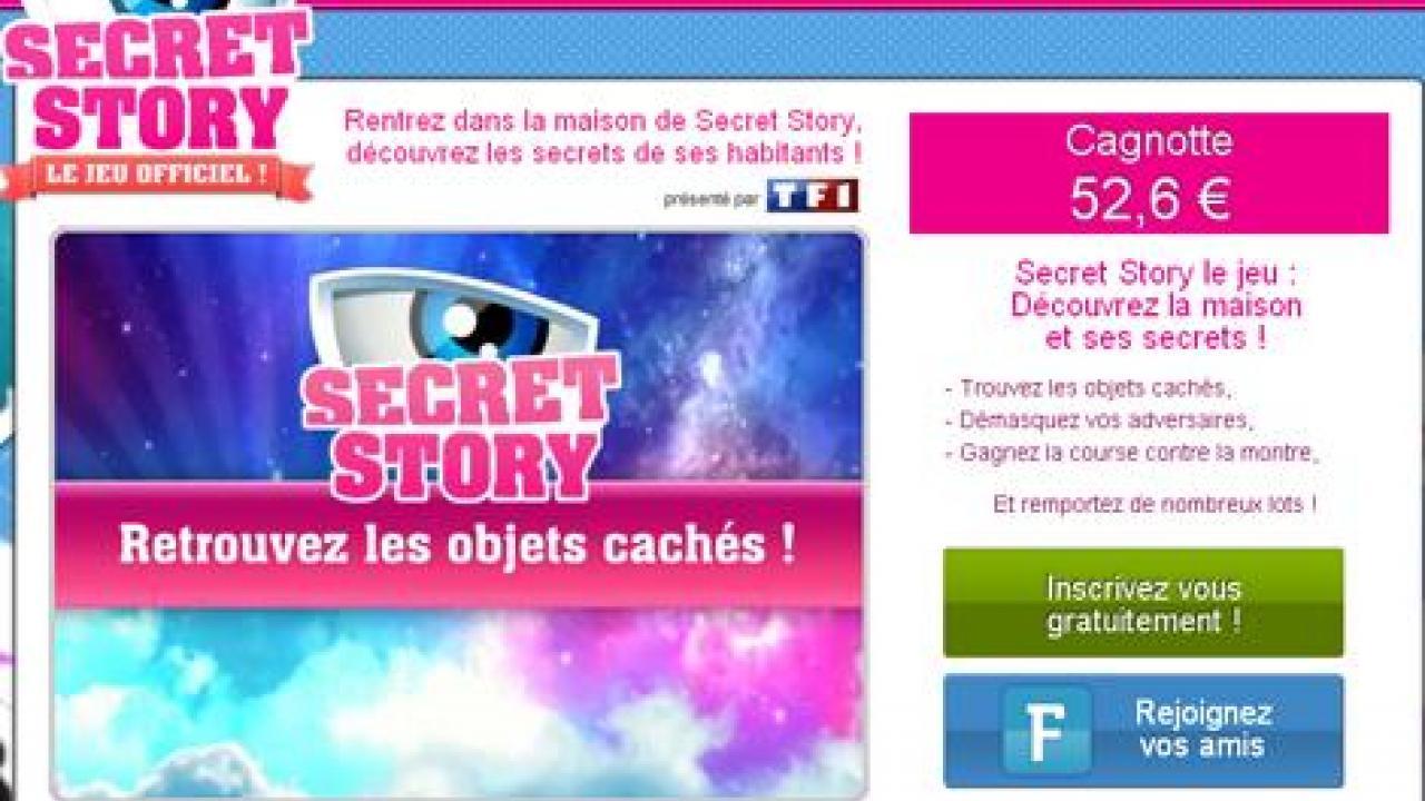 Secret Story 5 Le Jeu En Ligne : Gratuit Mais Pas Trop tout Jeux Internet Gratuit Francais