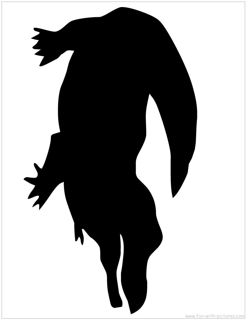 Silhouette Animaux - Clipart Best intérieur Silhouette D Animaux À Imprimer