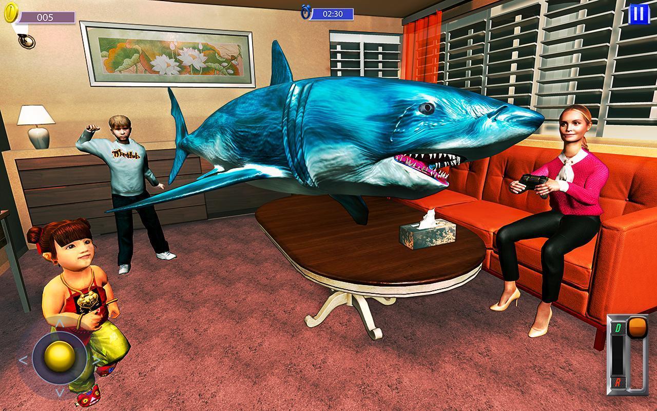 Simulateur De Requin Volant: Jeux De Requins Rc Pour Android serapportantà Requin Jeux Gratuit