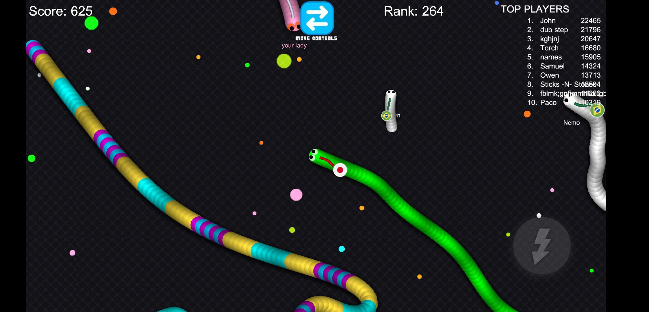 Slink.io 2.2.6 - Télécharger Pour Android Apk Gratuitement pour Jeux Pour Jouer Gratuitement