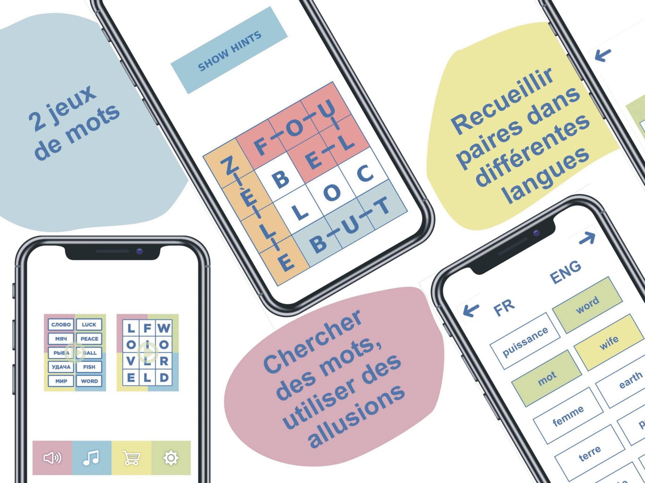 Sloword: Mot Par Mot, Trouver Des Mots Nouveau Jeu Pour pour Jeux De Mots A Trouver