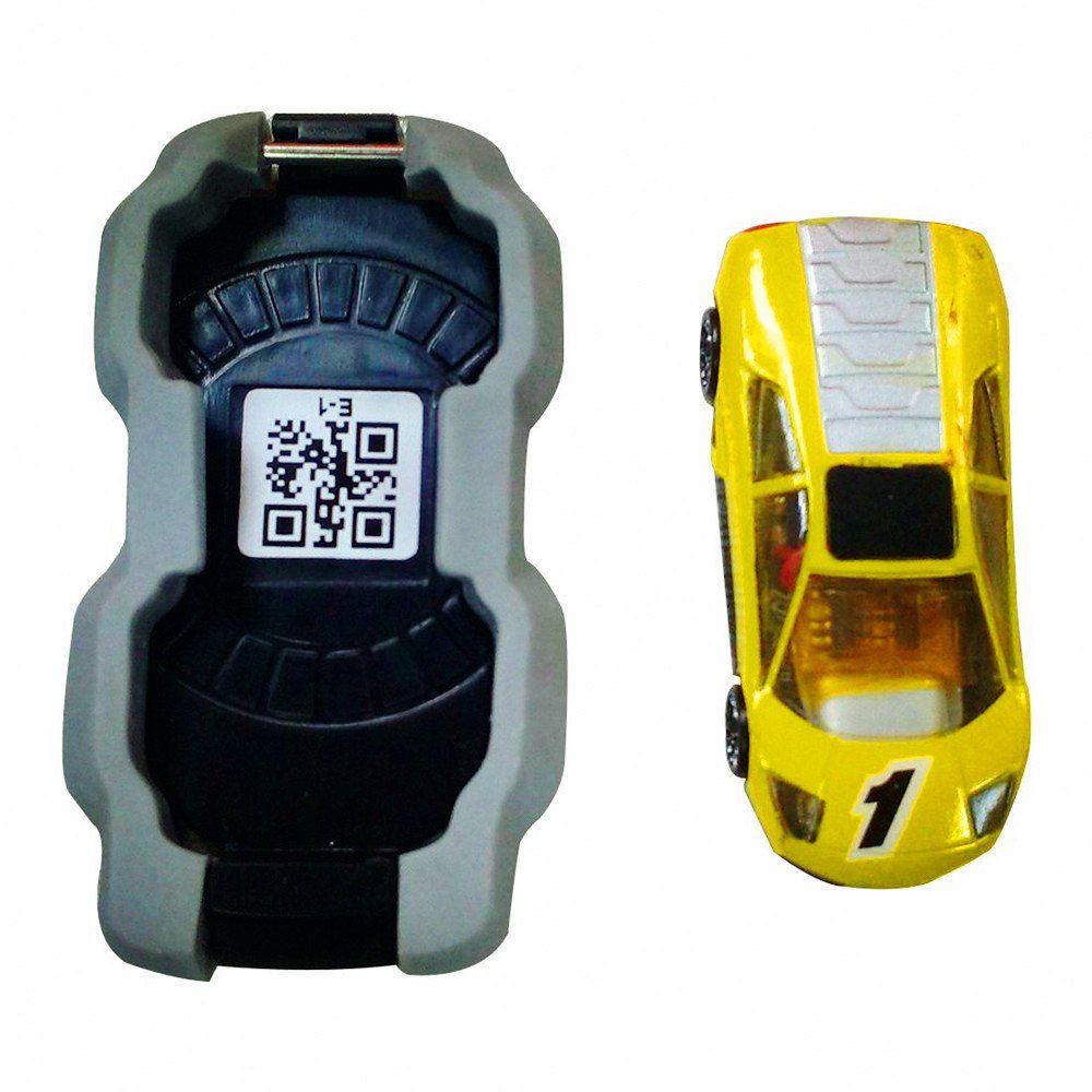 Smart 3D Ar Racing Jeu Jouet Vraie Voiture Racer Vitesse Pour Android Ios intérieur Le Jeu De La Voiture Jaune