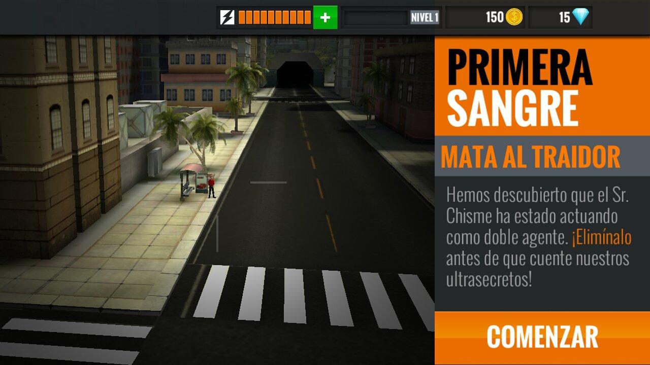 Sniper 3D Assassin 3.7.4 - Télécharger Pour Android Apk à Jeux De Tir 2